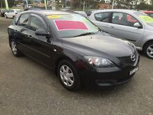 2007 Mazda 3 BK MY06 Upgrade Neo Black 4 Speed Auto Activematic Hatchback Kanwal Wyong Area Preview