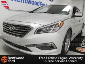 2016 Hyundai Sonata SE FWD with sunroof, heated power seats, hea
