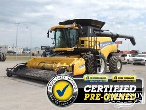 2014 NH CR9090 Upgrade Combine - Loaded - 0% financing (24m) OAC