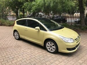 2005 Citroen C4 VTS 5 Speed Manual Coupe Thebarton West Torrens Area Preview
