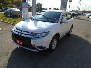 2016 Mitsubishi 2016 OUTLANDER ES AWC
