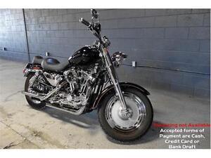 1997 Harley Davidson Sportster 1200