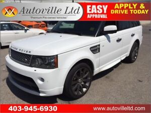2011 RANGE ROVER AUTOBIOGRAPHY SPORT SUPERCHARGED NAVI BCAMERA