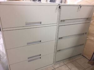 ~~~4,5-Drawer Lateral Filing Cabinet, Excellent Condition