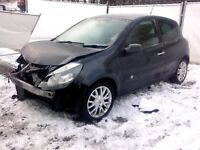 Renault Clio 1.5dci 2007 For Breaking.