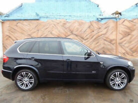 * No VAT * BMW X5 3.0d auto 2007MY M Sport M-Sport Twin Turbo in Titanium Black