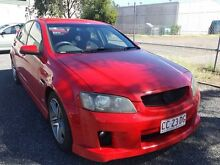 2007 Holden Commodore VE SS Red 4 Speed Automatic Sedan Winnellie Darwin City Preview