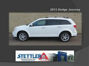 2013 Dodge Journey R/T LEATHER