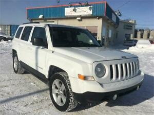 JEEP PATRIOT NORTH 2011 4x4/ MAGS/ SIÈGES CHAUFFANTS/ FINANCABLE