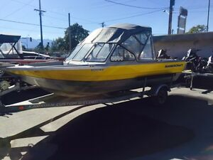 2009 HARBERCRAFT JETBOAT