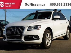 2016 Audi Q5 LEATHER, NAVIGATION, QUATTRO