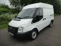 Ford Transit 2.2TDCi (100PS) Diesel (EU5) Med Roof 250 SWB