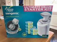 Tommee Tippee SangenicNappy Disposal System Brand New In Box