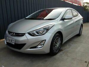 2014 Hyundai Elantra MD3 Active Silver 6 Speed Sports Automatic Sedan Blair Athol Port Adelaide Area Preview