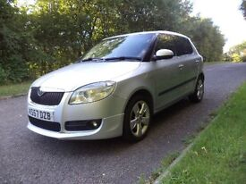 57 Plate-2008 Skoda Fabia 3 - Sport - 1.9 TDI Diesel - SE-Elegance - VRS - TSI - 3DR-5DR - New Shape