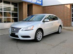2014 Nissan Sentra SV + Accident Free + Only 8800 Kilometers