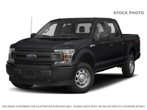 2018 Ford F-150 SuperCrew XLT Sport 301A 5.0L V8