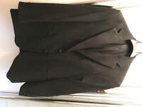 Black Mens' Tuxedo 42'' chest 42''Waist 31'' leg Worn Once