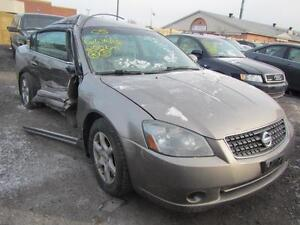NISSAN ALTIMA (2002/2006? PARTS PARTS ONLY)