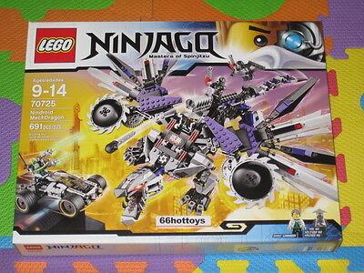 LEGO Ninjago 70725 Nindroid MechDragon Lego 70725 NEW