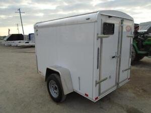 5X8 ATLAS ENCLOSED - WELL BUILT, PRICED TO SELL! London Ontario image 4