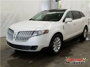 Lincoln MKT EcoBoost AWD Cuir Toit Pano 7 Passagers MAGS 2012