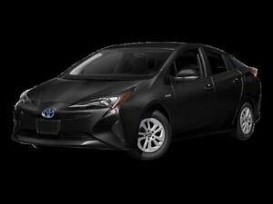 2018 Toyota Prius Upgrade Package
