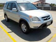 2003 Honda CR-V RD MY2003 Sport 4WD Silver 4 Speed Automatic Wagon Southport Gold Coast City Preview