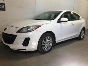 **6995$** 2013 Mazda3 GS-SKY à partir de 29$/Sem Fina. Sur Place