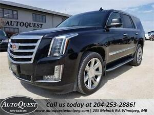 2015 Cadillac Escalade Premium-LEATHER, NAV, PWR SUNROOF & MORE!
