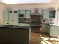 Shaker Kitchen, worktop & appliances