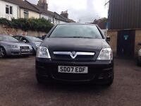 Vauxhall Meriva 1.8 i 16v Design Easytronic 5dr (a/c)£2,395 well looked after