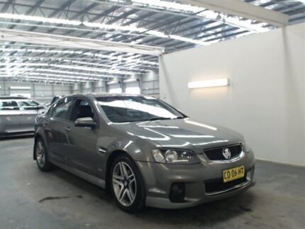 2012 Holden Commodore VE II MY12 SV6 Grey 6 Speed Automatic Sedan Beresfield Newcastle Area Preview