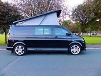 2011 61'reg VW Transporter T30 2.0TDi 180 LWB 4MOTION DSG *Full Side Conversion*