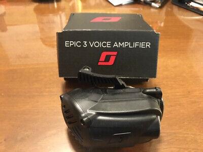 3m Scott Epic 3 Rdi Voice Amplifier For Motorola Apx Radios 201276-11