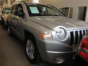 2010 Jeep Compass Sport-AUTO-AIRCLIMATISER-MAGS-4X4