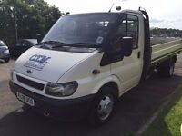 Ford Transit Dropside Pickup 2006 Medium Wheelbase