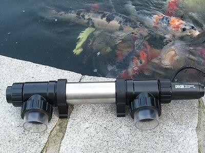 Pond heater Pond heating Pro heater 3 kw