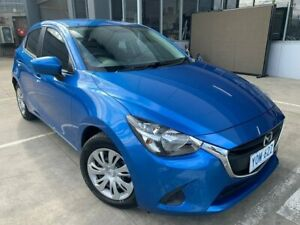 2016 Mazda 2 DJ2HAA Neo SKYACTIV-Drive Blue 6 Speed Sports Automatic Hatchback Fyshwick South Canberra Preview