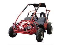 NEW 2015 TTC FX6 6.5hp Off Road Youth Dune Buggy Go Kart