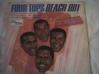Vinyl LP The Four Tops Reach Out Tamle Motown STML 11056