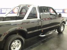 2003 Ford F250 RN XLT Ebony 4 Speed Automatic Super Cab Pick-up Cardiff Lake Macquarie Area Preview