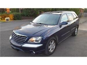 2004 Chrysler Pacifica  tel 514 249 4707