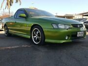 2003 Holden Ute VY SS Hot House Green 4 Speed Automatic Utility Blair Athol Port Adelaide Area Preview