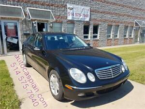 2005 Mercedes-Benz E-320 4MATIC GPS TOIT PANORAMIC