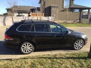 2012 Volkswagen Golf Wagon TDI Diesel Highline