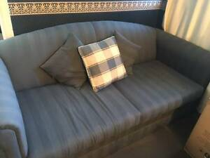 2 seater lounge with sofa bed Hunters Hill Hunters Hill Area Preview