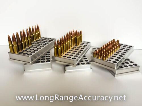 44 Magnum Precision Aluminum Reloading Block
