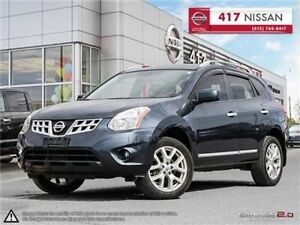 2013 Nissan Rogue SL // FULLY LOADED // LEATHER // NAVIGATION //