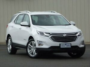 2019 Holden Equinox EQ MY18 LTZ FWD White 9 Speed Sports Automatic Wagon Sunbury Hume Area Preview